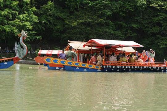 そうだった、京都に行こう-三船祭り5
