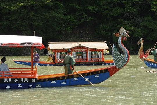 そうだった、京都に行こう-三船祭り4