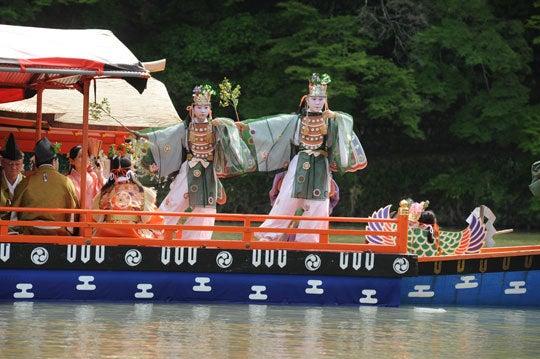 そうだった、京都に行こう-三船祭り7