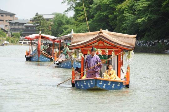 そうだった、京都に行こう-三船祭り1