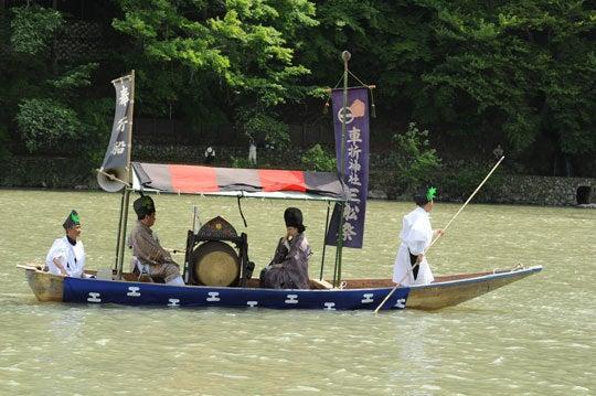 そうだった、京都に行こう-三船祭り2