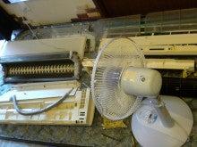 $エアコン・ハウスクリーニング 分解日記-取り外し洗浄