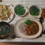 カレーライス&豆腐チ…