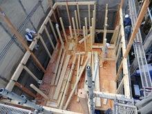 関西にローコストで素敵な家を建てる為のブログ-建て方04 3階梁