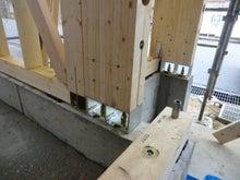 関西にローコストで素敵な家を建てる為のブログ-建て方11 部分