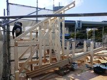 関西にローコストで素敵な家を建てる為のブログ-建て方08 PH階