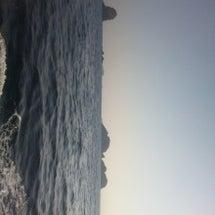 七ツ島でブリ釣り