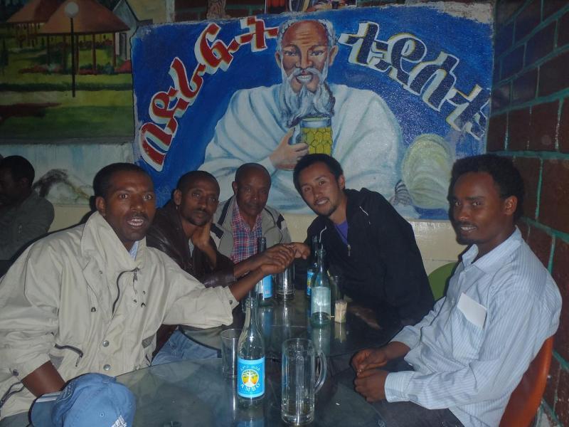 高木 豊の歩む道  In Ethiopia