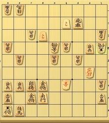 柔らかい手~個人的将棋ブログ-124