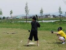山形大学 西岡研究室の毎日♪-野球大会02