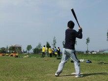 山形大学 西岡研究室の毎日♪-野球大会06