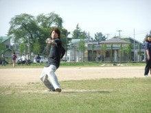 山形大学 西岡研究室の毎日♪-野球大会07