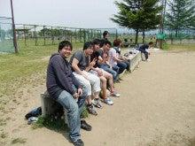 山形大学 西岡研究室の毎日♪-野球大会14