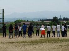 山形大学 西岡研究室の毎日♪-野球大会10