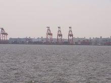 夏野のブログ-大井埠頭