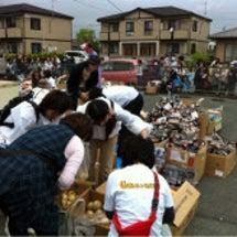 東日本大震災から一年