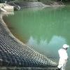 農業用水利施設の現場に行ってきました。の画像