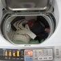 我が家のお洗濯、レポ…
