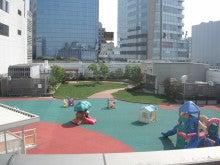地域にひろがる「まちなか」の校庭芝生たち!-川崎アトレ オープン前