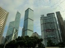 $松尾祐孝の音楽塾&作曲塾~音楽家・作曲家を夢見る貴方へ~-香港の超高層ビル群