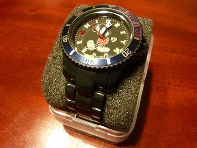 83135d320a DeDeとお買い物2-TK Mickey Watch