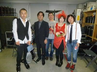 Sonja-Blue@大阪~神戸のポップ&ロックバンド