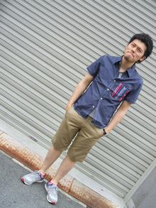 CLUB EDWIN 南堀江店のブログ-店長