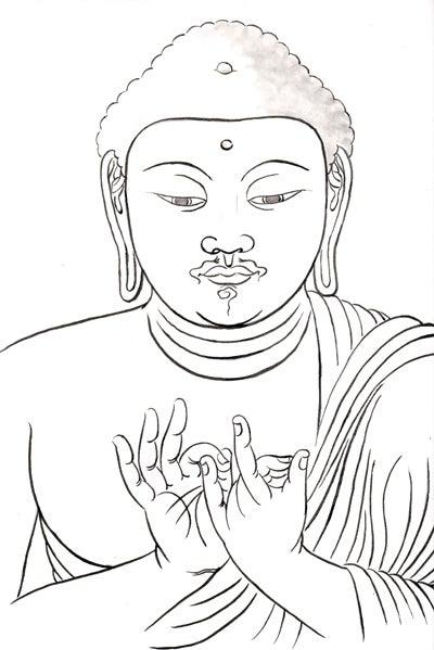 仏像はんこと難病と・・・