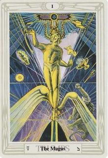 はじめてのトート・タロット-◆I The Magus 魔術師