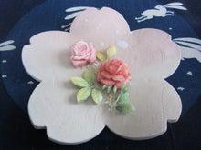 みちくさふくちゃんのブログ-さくらの咲陶に咲くサクラのシャドー