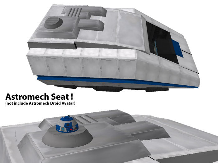 STAR WARS Vehicle & Items - C-Factory -