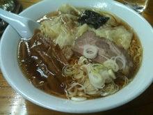 下町まるかじり-来集軒ワンタンメン麺