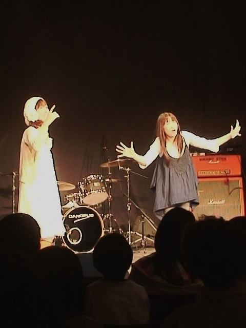 BRIGHT EYES super-dhuper  LIVE REPORT-2011.06.05手話ソングライブ in NAGOYA