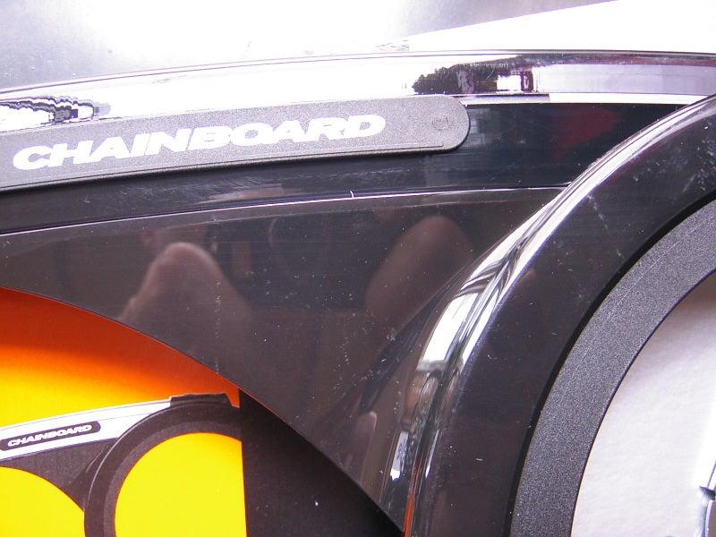 チェーンボード(黒)