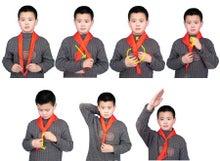 さくらとひでの観察日記 IN 北京-紅領巾
