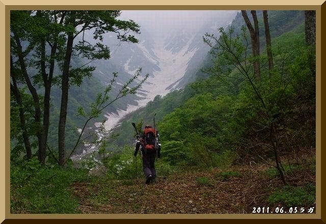 ロフトで綴る山と山スキー-IMGP3357