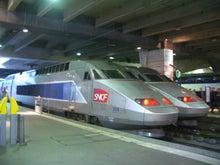 Road to Round-the-world-TGV