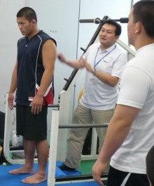 名古屋市の腰痛・膝痛専門整体-体表検査