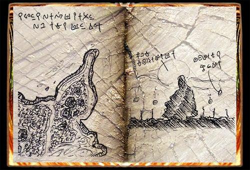 不思議な島(世界)への旅