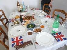 英国 HAPPY DIARY