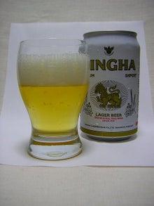 下戸でも美味しく飲めるビールはあるのか?-シンハーとグラス