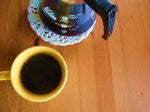 衣裳箱-朝コーヒー