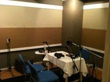 $メルルのアトリエ公式ブログ-収録スタジオ内