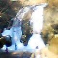 $ホーリー祐子のブログ-凍った月待ちの滝