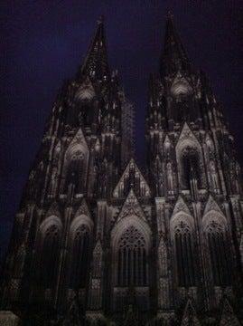 大聖堂ライトアップ
