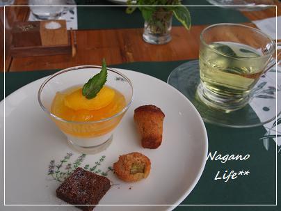 Nagano Life**-デザート&ティー