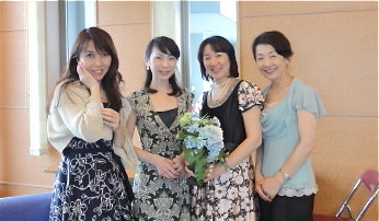$向坂留美子のサロネーゼ ダイアリー♪ from 世田谷