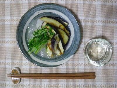 なす 水菜