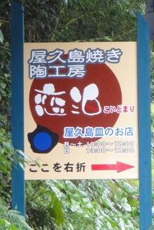 $屋久島焼 陶工房 恋泊(こいどまり)ちゃんの 陶芸・ガーデニング日記!!!