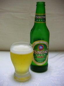 下戸でも美味しく飲めるビールはあるのか?-青島ビールとグラス